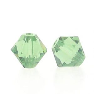 5301/5328 - 3mm Swarovski Bicone Crystal Bead - Erinite