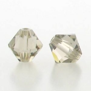 5301/5328 - 3mm Swarovski Bicone Crystal Bead - Greige