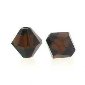 5301/5328 - 3mm Swarovski Bicone Crystal Bead - Mocca