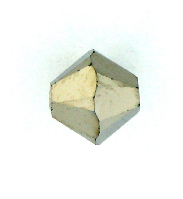 5301/5328 - 3mm Swarovski Bicone Crystal Bead - Metalic Light Gold 2X