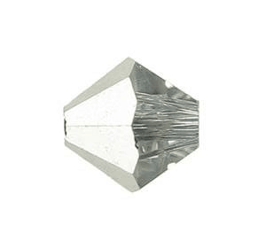 5301/5328 - 3mm Swarovski Bicone Crystal Bead - Crystal Cal X