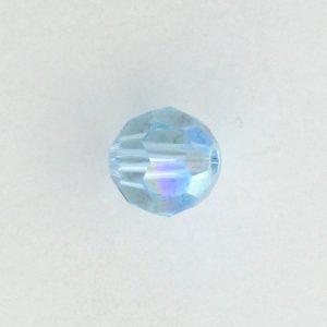 5000 - 4mm Swarovski Round Crystal - Alexandrite AB