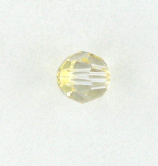5000 - 4mm Swarovski Round Crystal - Crystal Champagne