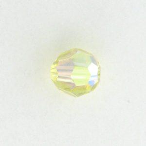 5000 - 4mm Swarovski Round Crystal - Jonquil AB