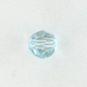 5000 - 4mm Swarovski Round Crystal - Light Azore