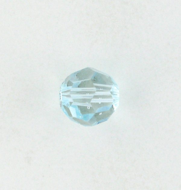 5000 - 4mm Swarovski Round Crystal - Light Azore