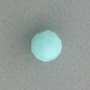 5000 - 4mm Swarovski Round Crystal - Mint Alabaster