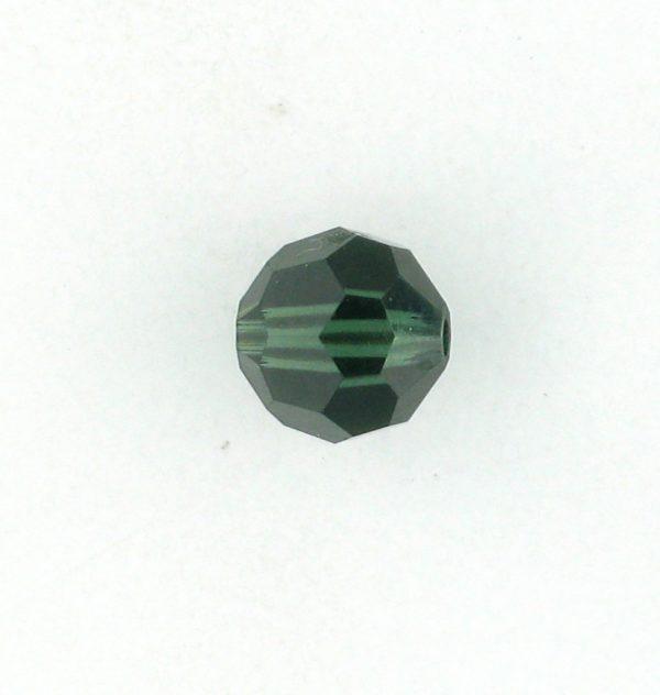 5000 - 4mm Swarovski Round Crystal - Turmaline