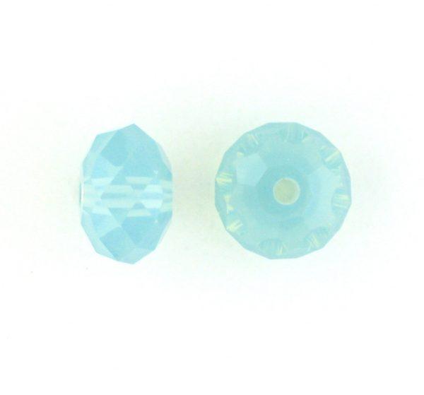 5040 - 8mm Swarovski Briolette Beads - Pacific Opal