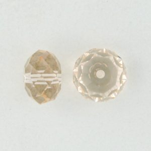 5040 - 8mm Swarovski Briolette Beads - Silk