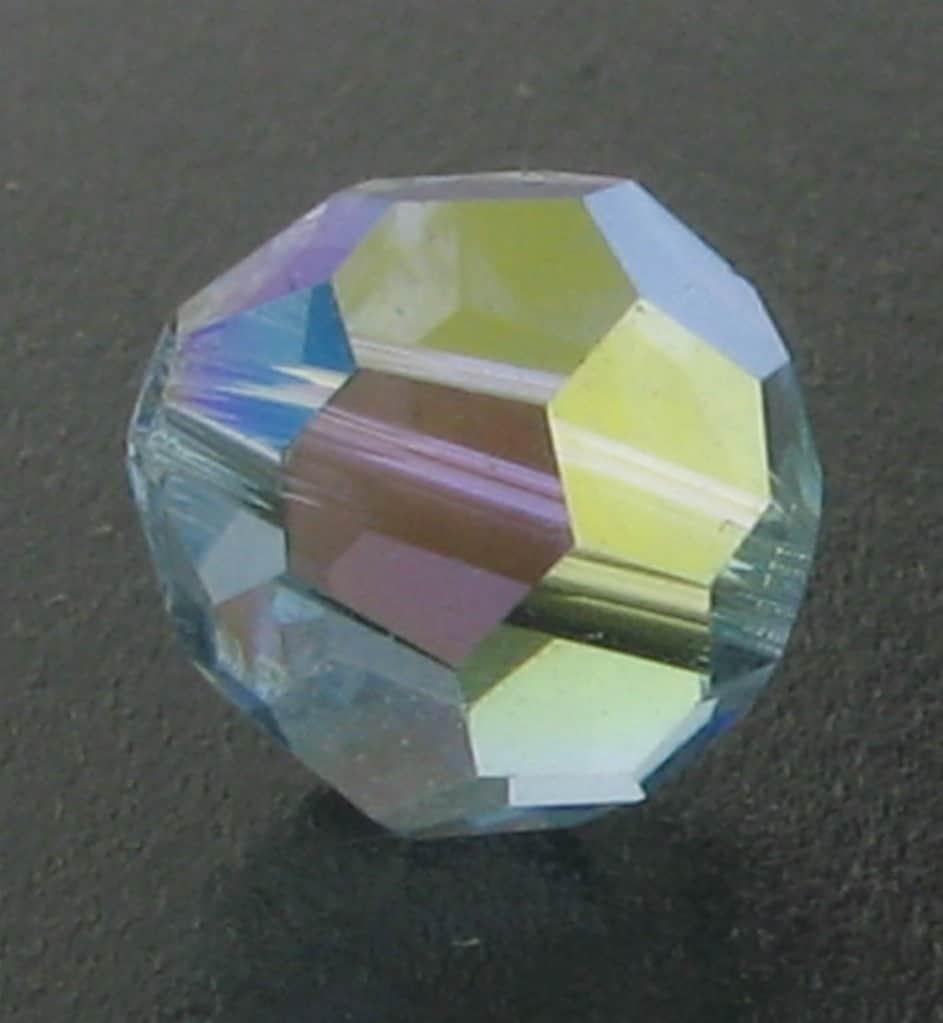 786ed3506864c 5000 - 6mm Swarovski Round Crystal Bead - Alexandrite AB