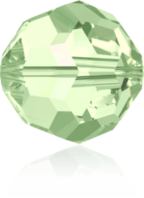 5000 - 6mm Swarovski Round Crystal Bead - Chrysolite