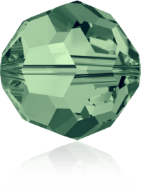 5000 - 6mm Swarovski Round Crystal Bead - Erinite