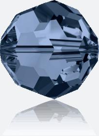 5000 - 6mm Swarovski Round Crystal Bead - Montana