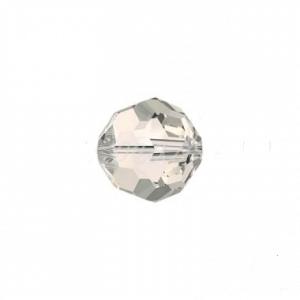 5000 - 4mm Swarovski Round Crystal - Crystal Moonlight
