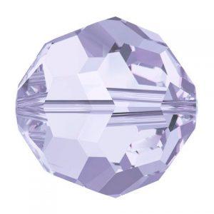 5000 - 6mm Swarovski Round Crystal Bead - Provence Lavender