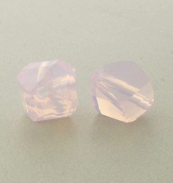 5020 - 6mm Swarovski Helix Beads - Rose Water Opal