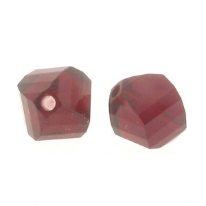 5020 - 10mm Swarovski Helix Beads - Siam