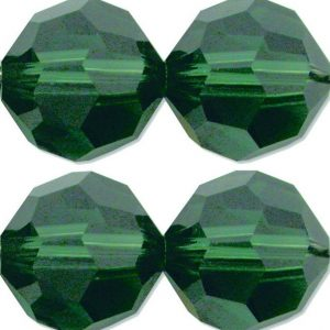 5000 - 6mm Swarovski Round Crystal Bead - Turmaline