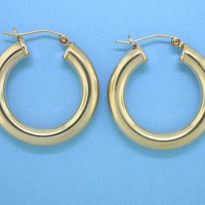 1821 - 29mm 14K Gold Filled Earring Hoop