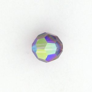 5000 - 3mm Swarovski Round Crystal -  Amethyst AB