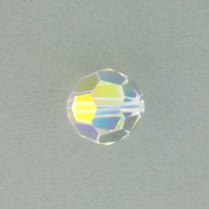 5000 - 3mm Swarovski Round Crystal - Crystal AB