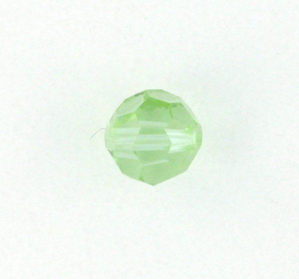 5000 - 3mm Swarovski Round Crystal - Chrysolite
