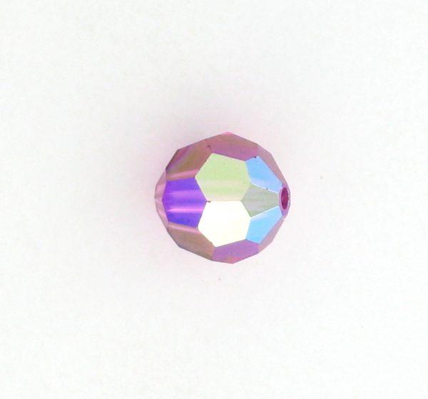 5000 - 3mm Swarovski Round Crystal -  Garnet AB