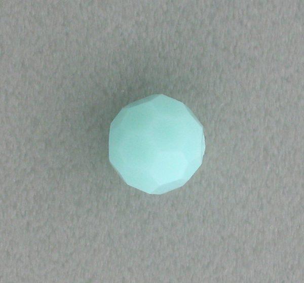 5000 - 3mm Swarovski Round Crystal - Mint Alabaster
