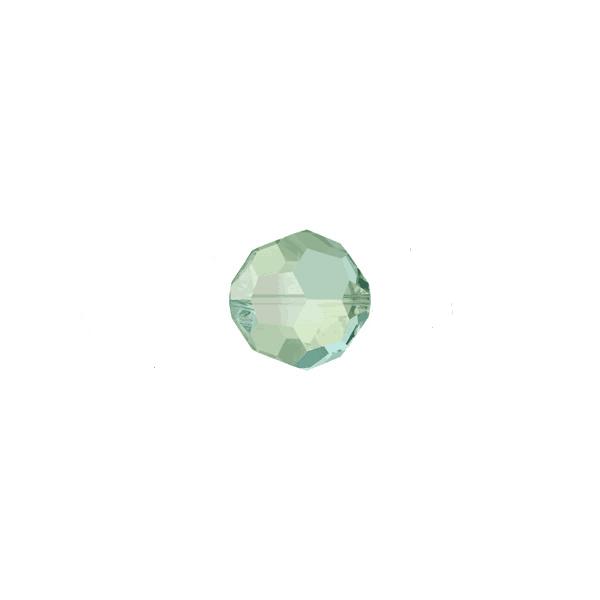 5000 - 3mm Swarovski Round Crystal -  Chrysolite AB
