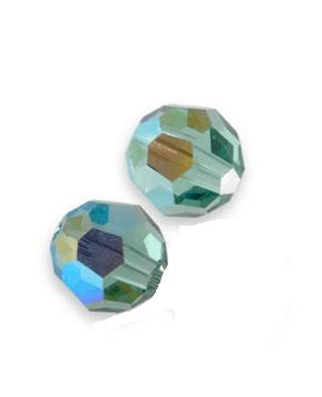 5000 - 3mm Swarovski Round Crystal -  Erinite AB