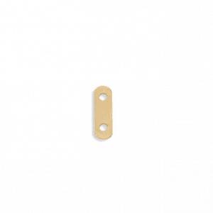 402 - 4mm/2h Gold Filled Separator Bars