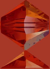5301/5328 - 8mm Swarovski Bicone Crystal Bead - Hyacinth AB