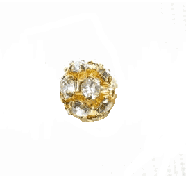 5mm Rhinestone Balls