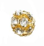 12mm Rhinestone Balls