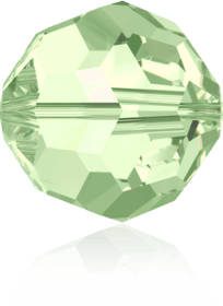 5000 - 8mm Swarovski Faceted Round Bead - Chrysolite