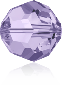 5000 - 8mm Swarovski Faceted Round Bead - Violet
