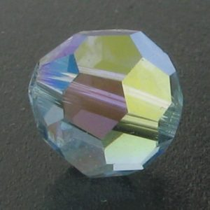 5000 - 8mm Swarovski Faceted Round Bead - Alexandrite AB