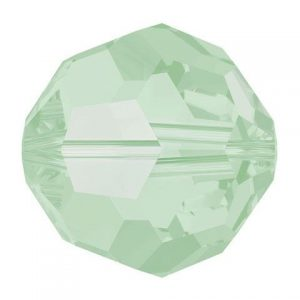 5000 - 8mm Swarovski Faceted Round Bead - Cantaloupe