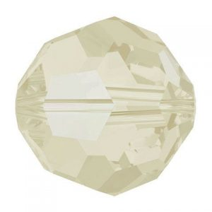 5000 - 8mm Swarovski Faceted Round Bead - Sand Opal
