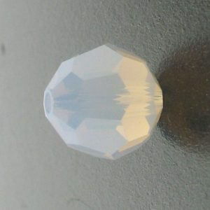 5000 - 8mm Swarovski Faceted Round Bead - Violet Opal