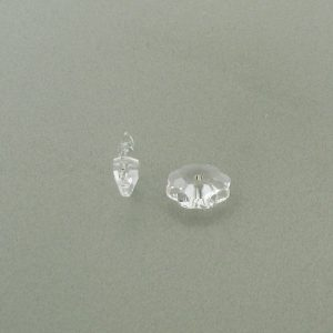 3700 - 6mm Swarovski Margarita Bead - Crystal