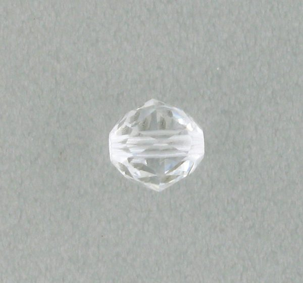 5025 - 8mm Swarovski Round Faceted Crystal Bead - Crystal