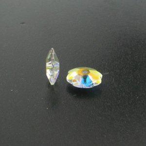 3700 - 8mm Swarovski Margarita Bead - Crystal Transmission