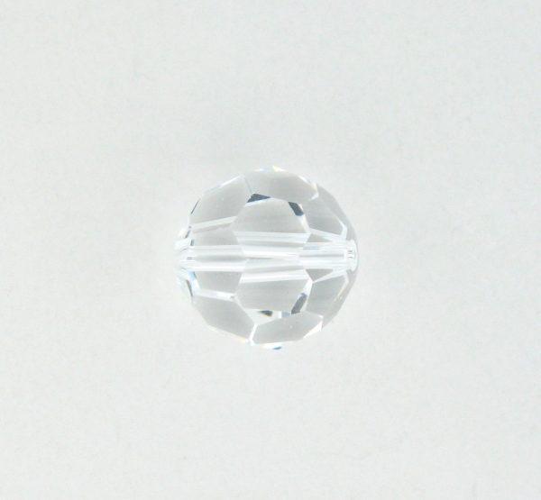 5000 - 4mm Swarovski Round Crystal - Crystal