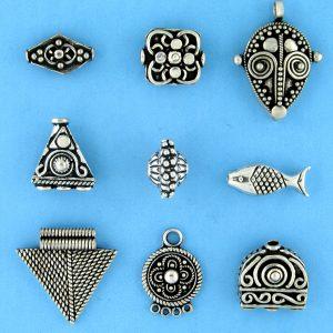 Bali Fancy Beads