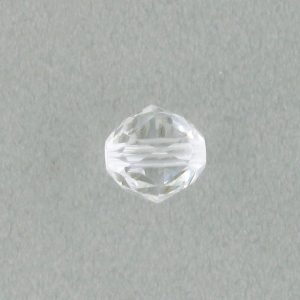 5025 - 6mm Swarovski Round Faceted Crystal Bead - Crystal