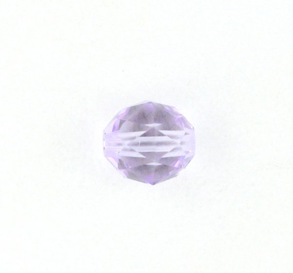 5025 - 6mm Swarovski Round Faceted Crystal Bead - Violet