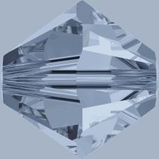 5301/5328 - 3mm Swarovski Bicone Crystal Bead - Denim Blue