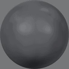 5810 - 3mm Swarovski Round - Dark Grey Pearl